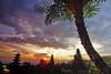 The twilight atmosphere at the temple besakih.  #besakihtemple #besakih #karangasem #sonylover #sony #sonya7 (Yanfhoto Instan) Tags: sonya7 sony besakih besakihtemple karangasem sonylover