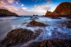 Last Ditch Effort (Augmented Reality Images (Getty Contributor)) Tags: portknockie longexposure coastline landscape sunset water scotland nisifilters waves pebbles morayfirth canon seascape clouds rocks unitedkingdom gb