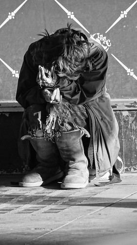 Homeless, From FlickrPhotos