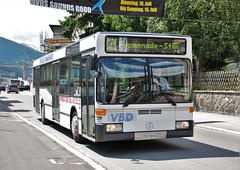 Davos, Promenade 11.07.2012 (The STB) Tags: bus busse autobus autobús publictransport öpnv citytransport dieschweiz suisse switzerland suiza