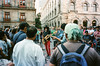 73290039 (alexdotbarber) Tags: 145 28mm 35mm cdmx df kodakportra400 mexico mexicocity ricohgr1 analog autofocus colornegative pointandshoot streetmusician wideangle