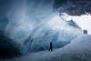 An icy walk then so (Beppe Rijs) Tags: austria österreich alps alpen berg mountain snow schnee eis ice glacier gletscher ski blue frost winter cave white icy