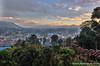 Overlooking Kalaw at Sunset (adventurousness) Tags: firesky shanstate burma dusk hdr kalaw myanmar shan sky sunset