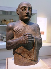 Gudea, King of Lagash, c. 2150 BCE (jacquemart) Tags: britishmuseum london gudea kingoflagash c2150bce