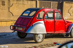 Citroen 2CV6 Special Tunisia 2017 (seifracing) Tags: citroen 2cv6 special tunisia 2017 seifracing spotting services emergency europe rescue research road transport traffic cars car circulation police seif transporter