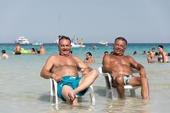 Un sorriso a Mondello (francesco.santiano) Tags: smile sorriso mondello palermo sicilia sicily sea mare nikon d3300 sun sole life true truelife siculi trinacria isle isola italia italy