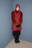Slave waitress in summer uniform (Warm Clothes Fetish) Tags: slave torture hot warm fleece hijab niqab girl coat boots anorak sweat waitress maid summer apron