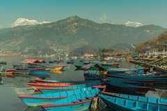 Phewa Lake, Pokhara, Nepal (Sajivrochergurung) Tags: