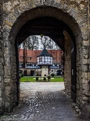 Burg Westerburg 25022018 02 (U. Heinze) Tags: westerburg burg harz olympus wasserschloss 1240mm winter