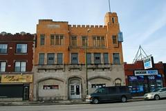 Former Ridge State Bank - Chicago (Cragin Spring) Tags: illinois il midwest unitedstates usa unitedstatesofamerica bank forgottenchicago ridgestatebank southside building architecture marquettepark