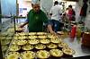 Finest Hummus (Pedestrian Photographer) Tags: hashem dsc5269 restaurant amman jordan feb february 2018 hummus guy ribbet man male service cafe middle eastern food
