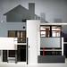 Rietveld Schröder House / model