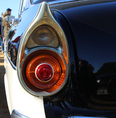 Ford Taunus 17M (hans pohl) Tags: portugal sesimbra voitures cars lights codes ford allemand german