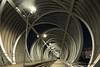 """""""...en todo caso, había un sólo tunel, oscuro y solitario: el mío"""" (Omicron Fotografía) Tags: tunel madridrio nikond7200 nocturna ciudad street night"""
