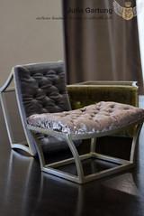 "Ottoman ""Palette"" 1:4 LE3 (JuliaGart) Tags: furniture fs for doll devadolls sybarite numina kd scale 14 julia gartung"