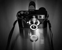 Leica M typ 204 with 1950's 50mm f3.5 Elmar lens (Tony_Roman_Photography) Tags: 50mm elmar m bw leica 240 typ anthonyproman photography
