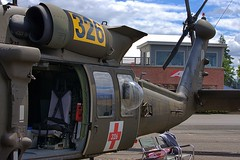 Medevac Chopper (Scott 97006) Tags: helicopter rescue medical military