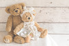 44/365: And all it took was love hearts (judi may) Tags: 365the2018edition 3652018 day44365 13feb18 teddies happyteddybeartuesday teddybears lovehearts love lace wood canon7d 50mm soft softness faded matte