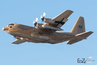 472 Royal Saudi Air Force Lockheed C-130H Hercules