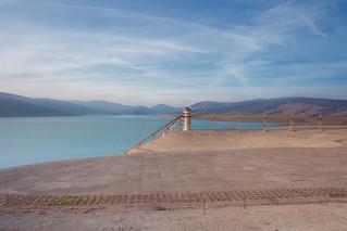 Sioni reservoir // Georgia