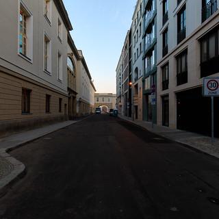 Oberwallstraße