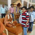 20180127 - HDH Devaprasaddas Ji Swami Visit (33)