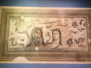Zeugma Mosaic Museum / Turkey