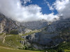 Fuente Dé (RIch-ART In PIXELS) Tags: fuentedé picosdeeuropa cantabria spain españa mountains massif rockformation rock grassland grass field sky cloud mountainridge leicadlux6 leica dlux6 landscape