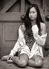 Daisies (oshcan) Tags: model monochromia bw philly beautiful girl asian nikon d4s 85mm14 woman