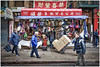 New York - China Town (BobGeilings.nl) Tags: newyork china town chinatown city busy street shop people