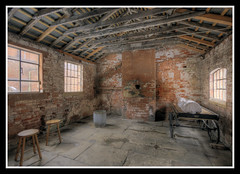 Dead Room (veggiesosage) Tags: southwell nottinghamshire workhouse nationaltrust aficionados gx20 gradeiilisted southwellworkhouse