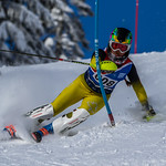 2018 FIS BC Cup - Ladies Slalom Day 1 - 3rd place PHOTO CREDIT: Chris Naas