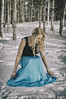 Something Blue (Luv Duck - Thanks for 12M Views!) Tags: caley blonde beautifulgirl bluedress winterinalaska winterfun alaskanwinter modeling prettygirl attractive