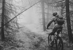 b & w Version (Hagbard_) Tags: cz czech mtb mountainbike velo ride sport tour unterwegs travel outdoor outside nature photography bike letsride landscape sächsischeschweiz natur drausen fun life friends rideyourfuckingbike pfadrad