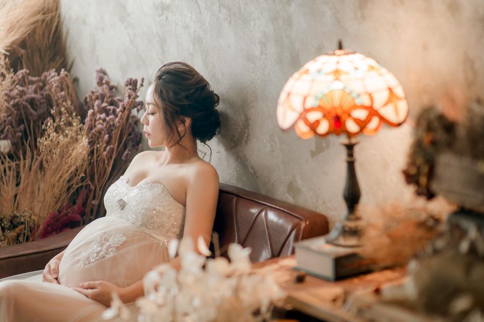 推薦 台南孕婦寫真 浪漫溫馨風格 013