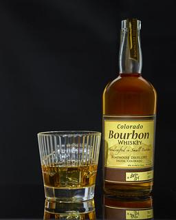 Boathouse Colorado Bourbon Wiskey