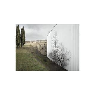 Peripheral landscape.  ( Pamplona )