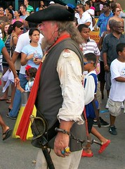 Pirates of Grand Cayman (miosoleegrant2) Tags: pirates men man guy male coustume outside butch heman hunk muscle virle masculine macho people port cruise vacation trip caribbean georgetown tourists grandcayman island