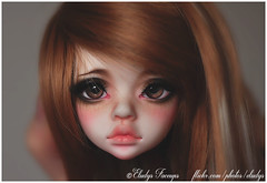 DIM Larina for mylittledreammld (Eludys) Tags: bjd abjd ball jointed doll faceup makeup eludys dollinmind dim larina dimlarina