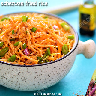Schezuan Rice Recipe