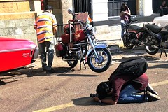 _8438 (Yazed Lord) Tags: vintage rally feb2018 mumbai horniman circle bike bikes