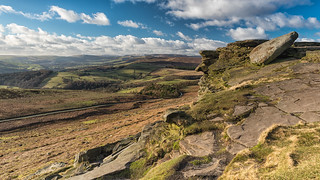 Sublime Stanage Edge