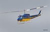 SRM570905177753 (photoman576097) Tags: timberline helicopterinc bell uh1h bellhuey n676th cn6413639 approach landing flying aircraft helicopter arrival helipad mcc mcclellan sacramento ca