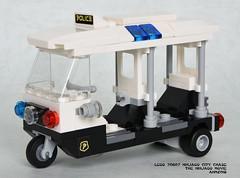 LEGO 70607 NINJAGO City Chase (KatanaZ) Tags: lego70607 ninjagocitychase lloydgarmadon nya officertoque sharkarmythug ham theninjagomovie lego ninjago minifigures minifigs