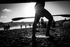 Bondi Beach - Paddle (Edocaprio) Tags: bondi bondibeach sea summer kayak blackandwhite monochrome streetphotography blancoynero