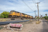 How bad can it be? (MRL 390) Tags: unionpacific up emd sd70m upsd70m up3909 unionpacific3909 tuscon tusconarizona arizona couch