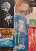 Robert Rauschenberg, Retroactive I, 1963 11/20/17 #sfmoma (Sharon Mollerus) Tags: sanfranciscomuseumofmodernart sanfrancisco california unitedstates us