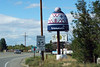 Mammoth Advertisement (SomePhotosTakenByMe) Tags: ontheroad mütze mammoth advertisement werbung cap outoftheordinary kurios auto car urlaub vacation holiday usa amerika america unitedstates california kalifornien outdoor