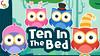 Ten In The Bed Nursery Rhyme for Kids - Cuddle Berries Children Songs and Lullabies (cuddleberries) Tags: teninthebed nurseryrhyme learntocount cuddleberries childrensongs kidssongs lullabies