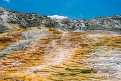 Yellowstone Mammoth Hot Springs (1) 2017 (Mikey.Likes.It) Tags: yellowstone national park nps hotsprings nature yellowstonenationalpark mammothhotsprings